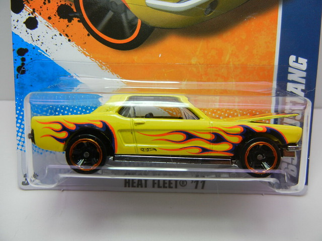 hot wheels heat fleet '65 mustang (3)