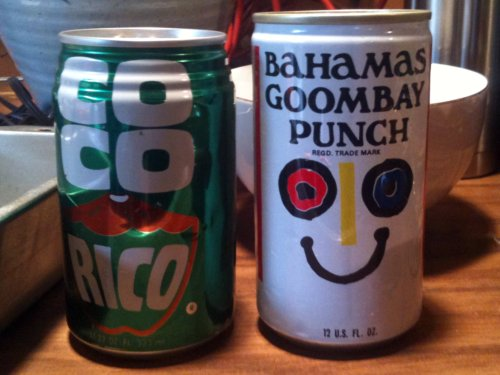Exotic cans