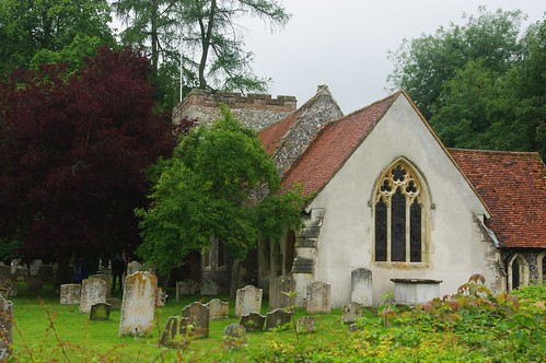 20110717-18_St Mary The Virgin Church - Turville by gary.hadden