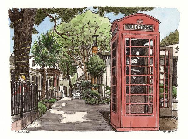 british phonebooth D st