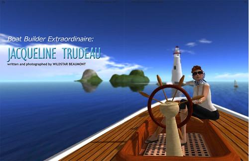 Prim Perfect No. 36: Boatbuilder Extraordinaire