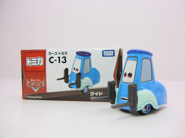 disney cars tomica c-13 guido (2)