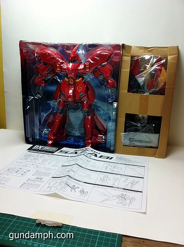 MSIA DX Sazabi 12 inch model (10)