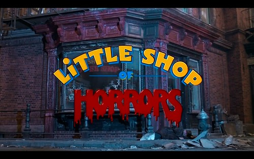 The Frog's Eyebrows: Cinema Tuesdays {Little Shop of Horrors}