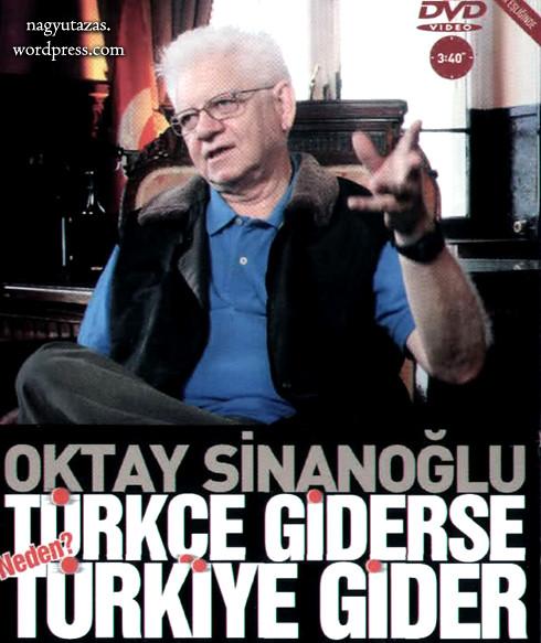 Török nyelvvel kapcsolatos DVD borítója