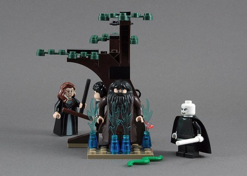 4865 - Captured Hagrid