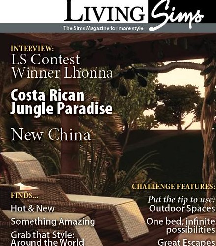Issue 24 of Living Sims