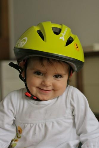 Ready for biking