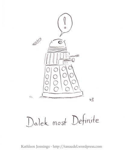 Dalek Most Definite
