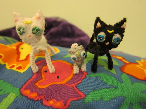 Sailor Moon Cats