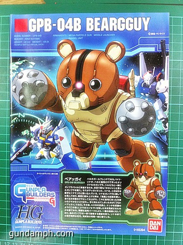 144 HG GB Pink Bearguy Gundam Expo Limited Edition (12)