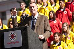 Superintendent John Deasy