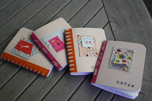 pay it forward note books