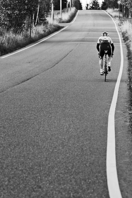 The last uphill