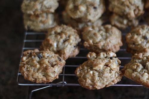 cookies, baked