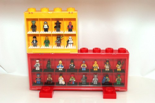 LEGO Minifigure Display Case - 13