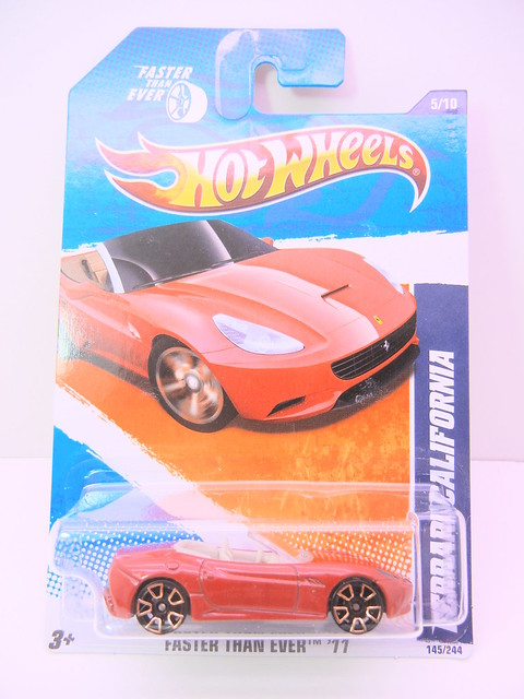 hot wheels ferrari california red (1)