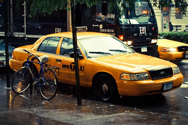 NYC bikes