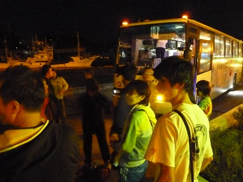 気仙沼, 陸前高田市小友町で震災ボランティア(レーベン隊) Volunteer at Rikuzentakata, Iwate pref. Deeply Affected Area by the Tsunami of Japan Earthquake