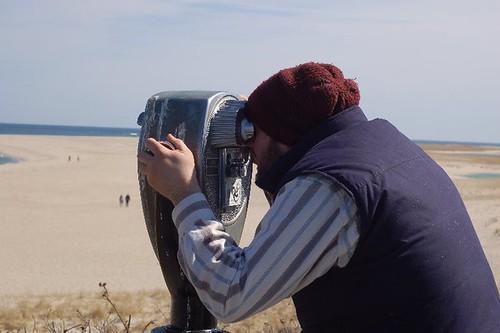 dustin at chatham beach
