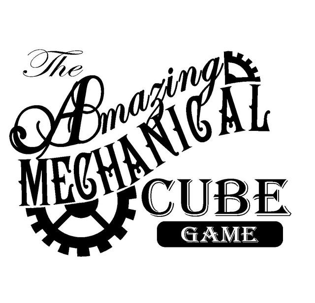 The Amazing Mechanical Cube