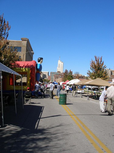 SLU's Open Air Market