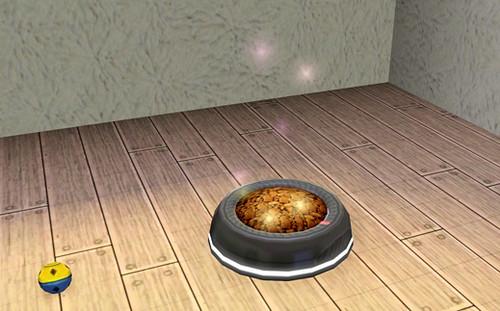 Bottomless Food Bowl