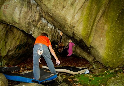 Bank Robber's Cave V8