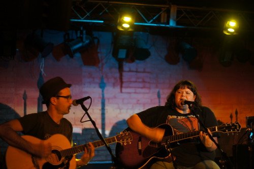 Reese McHenry & Dan McGee, Casbah, Durham NC, 09/25/11