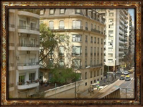 Callao y Alvear, Buenos Aires