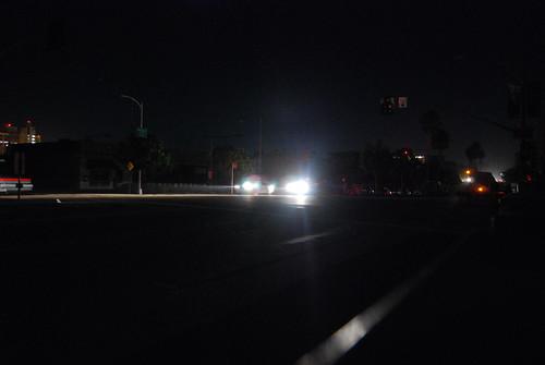 San Diego Blackout: Washington Street