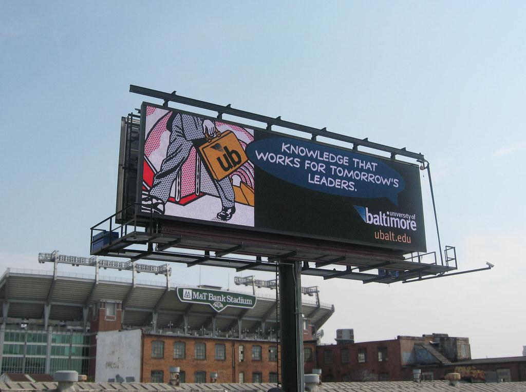 UB billboard 1, V1