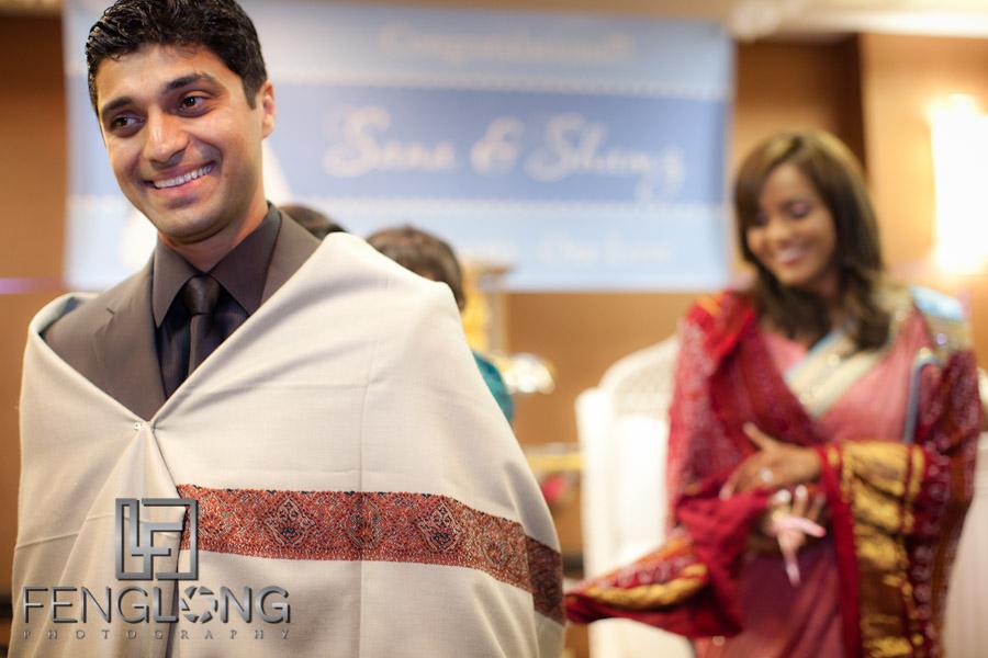 Bride & Groom | Shamz & Sana's Wedding Day 2 | Hyatt Place Atlanta Airport South | Atlanta Indian Photographer
