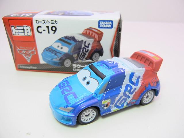 disney cars 2 tomica c-19 raoul caroul (2)