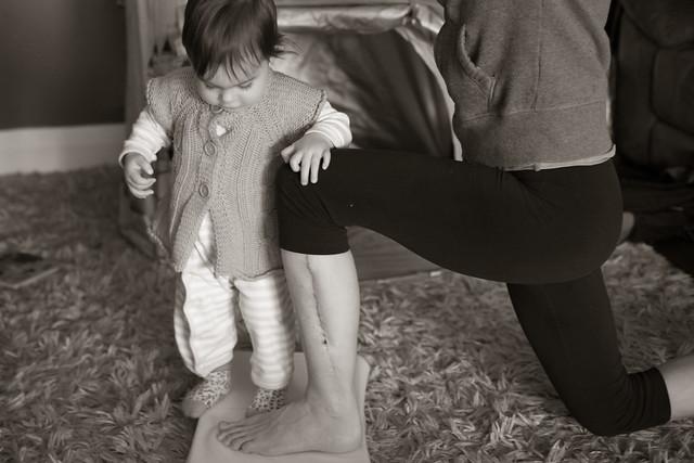 Motherhood - Week 3
