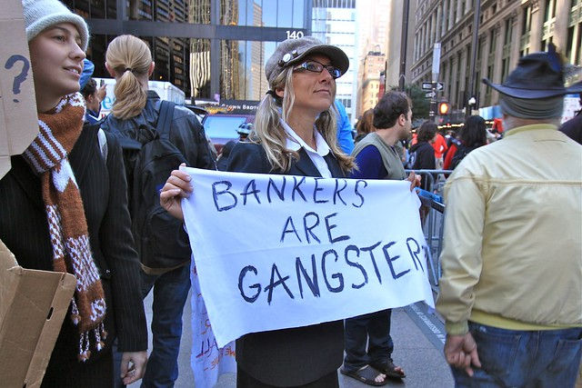 Occupy Wall Street, New York, États-Unis