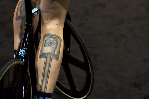 Interbike 2011: Ritte Racing Moth Attack Track by John Prolly