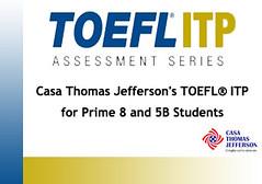 TOEFL ITP BANNER 2011