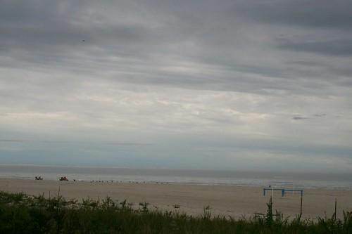 Cape May, NJ beach