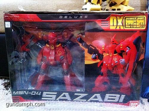 new haul 1 60 HY2M Rick Dom and Gouf MSIA DX Sazabi Char'z Zaku Zgok (5)