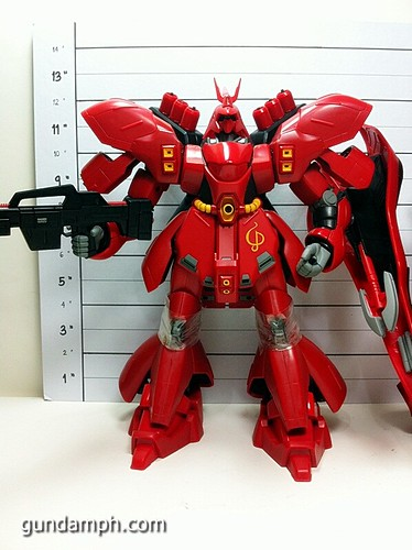 MSIA DX Sazabi 12 inch model (32)