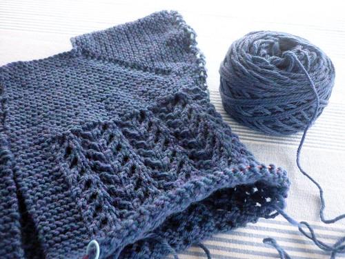 FebLadySweater WIP