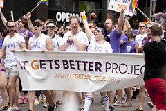 It Gets Better Project: 2011 NYC Pride