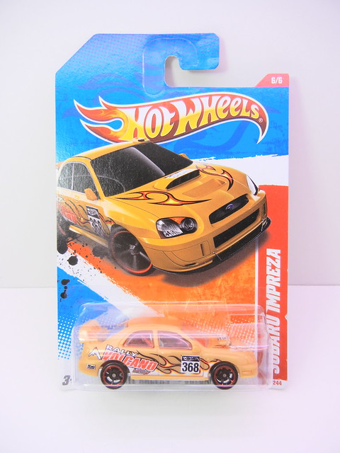 hot wheels subaru impreza (1)