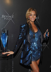 Beyonce Lauches Her PULSE Fragrance Line