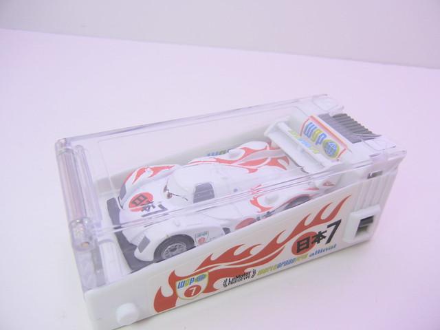 disney cars 2 tomica shu todoroki launcher (3)