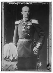 Grand Duke of Meck. Schwerin  (LOC)