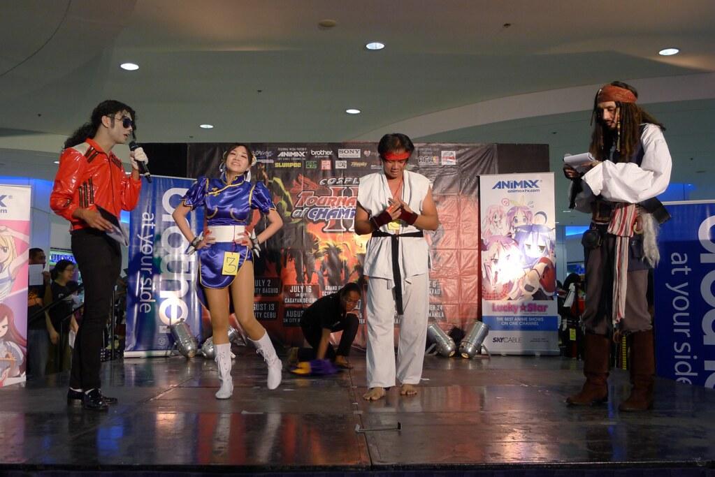 Tournament of Champions II SM Manila Semifinals Event Report