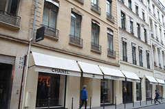 Chanel Shop at Rue Cambon