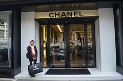 Chanel at Avenue Montaigne, Paris